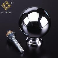 Stainless Steel Ball Finial
