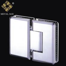Glass to Glass 8mm,10mm,12mm Glass Clip(180º)
