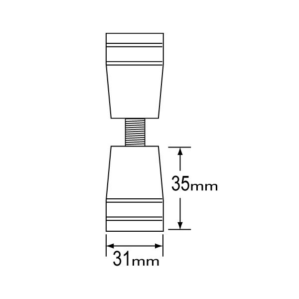 SS-0404 Glass Clip-1